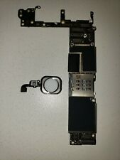 Original iPhone 6 Motherboard esn iC Blocked Locked 16gb 64gb For Parts
