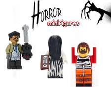 The Ring Horror Film Movie Custom Mini Figures Texas chainsaw FREE DELIVERY