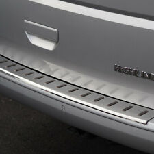 VW T6 Rear Bumper Protector Tailgate Stainless Steel
