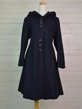 STUNNING HOODED COAT  BY BOHEMIA OF SWEDEN. RRP £245