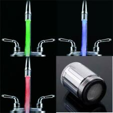 Style Glow Shower Rgb Water Faucet Led Light Tap Temperature Sensor