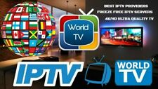 THEBEST IPTV Subscription Android iOs Smart TV (1, 3, 6, 12 months)