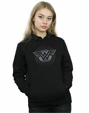 DC Comics Women's Wonder Woman Star Shield Hoodie