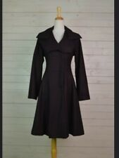 STUNNING WOOL COAT BY BOHEMIA OF SWEDEN. RRP £185. SZ M