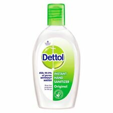Dettol Instant Hand Sanitizer 50 ml pack enriched with Moisturizers disinfectant