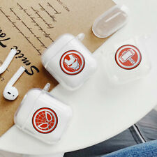 Cute Marvel Airpods Case Cover Cartoon Earphone Protective For Apple Charging