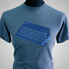 ZX Spectrum Retro Computer T Shirt 80's BBCB Commodore Cool Vintage Tee