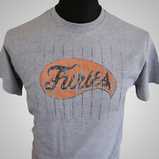 Baseball Furies The Warriors Retro Movie T Shirt New York Gang Cool 1979