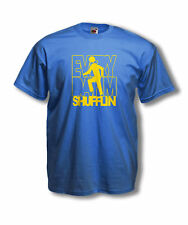 EVERYDAY IM SHUFFLING T SHIRT LMFAO party rock VINYL