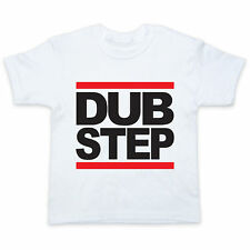 DUB STEP RUN DMC - HIP HOP RAP - Baby/Child T-Shirt