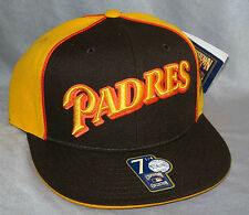 Mitchell & Ness Cap  Mitchell&Ness San Diego Padres sized fitted Cap Baseball