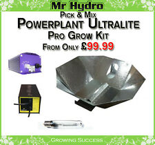 UltraLite Relfector with Lumatek or Powerplant ballast  + bulb from £99.99