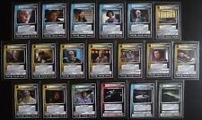 Star Trek CCG Q Continuum Rare Cards [Part 2/2]