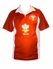 WALES GRAND SLAM WINNERS 2012  RUGBY STYLE SHIRT UNISEX NEW ALL SIZES  M L X XXL
