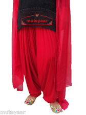 Patiala Salwar Dupatta set from Patiyala CITY - All Colours / Sizes Available