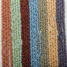 **Pick Your Color ** FABULOUS COLORS  2x4mm FARFALLE Seed Beads - 50 OR 25grams