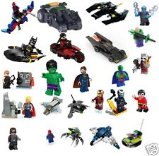 LEGO SUPER HEROES NEU + OVP Polybags *AUSWAHL* Batman Marvel Avengers und andere