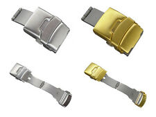 Deployment Clasp Buckle for Watch Strap Band 16mm 18mm 20mm 22mm 24mm - MM