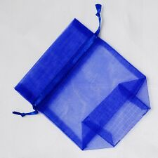 "120 pcs Organza Gift Candy Bags Jewelery Packing Pouch Wedding Favor 4""x 5"""
