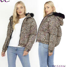 NEW WOMENS LADIES PLUS SIZE QUILTED PADDED BUTTON ZIP JACKET COAT TOP SIZE 8-26