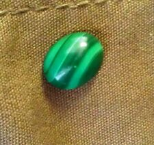 MALACHITE CABOCHON ROUND/OVAL 9 sizes - 6, 8 ,10, 14 x 10, 18 x 13 , 25 x 18, 40