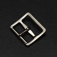 """Double Roller Buckles Silver 1/2"""" - 1 1/4"""" 13mm - 30mm  Assorted Quantities"""