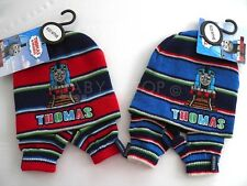 Thomas The Tank & Friends Baby Boys Hat & Mitt Set Embroidered 6-23 Months