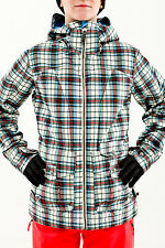 Burton Method canvas gypsy plaid 253751 Snowboard Jacke