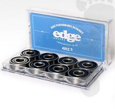 8 x ABEC 7 or 9 BEARINGS for skateboard edge cruiser by TWO BARE FEET