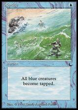 4x Flusso di Marea - Riptide MTG MAGIC TD The Dark Eng/Ita