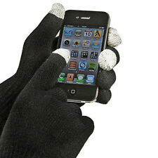 GUANTI CAPACITIVI TOUCH SCREEN SMARTPHONE TABLET TG UNICA GLOVES UNISEX GLOVE