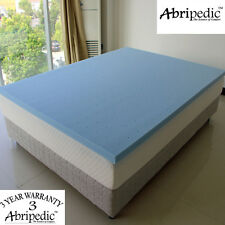 2 Inches Ventilated Memory Foam Mattress Toppers