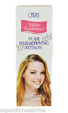 Caris White Radiance Brightening Whitening Lotion 16oz , Acne Skin Lightening