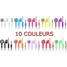 Casque Ecouteur Oreillette Earphone oortelefoon iPhone iPad iPod headset micro