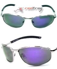 Aviator Pilot Metal Frame Mirror Iridium Lens Fashion Sunglasses Glasses UV400