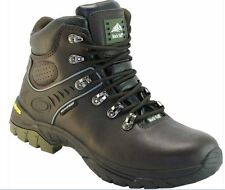 Rock Fall Mens Brown Scafell Vibram lace up Waterproof hiking walking boots