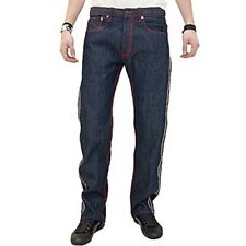 Jean Paul Gaultier+ levi's jeans piping
