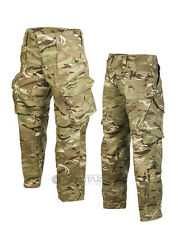 BRITISH ARMY PCS STYLE TROUSERS  MTP MULTICAM COMBAT ISSUE CAMO AIRSOFT SAS PARA