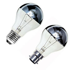 Bell Crown Silver Dimmable GLS Light Bulb 100W or 60W BC B22 or ES E27