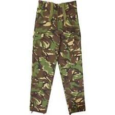 Children's Sol95 Army Trousers DPM Camo Military Dress up Cadets Kids