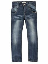 NAME IT coole X-Slim Fit Jeans Hose Samuel medium blue Gr.92-164 NEU