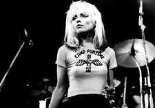 BLONDIE DEBBIE HARRY Poster Print Picture Art A4 (4)