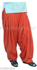 Crepe Patiala Salwar from Patiyala CITY - Colours / Sizes Available