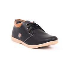 FootnStyle Men's Casual Shoes in Black Colour Sku Id- Fs334