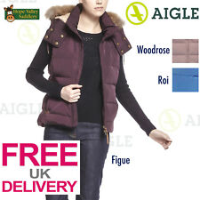 Aigle Feliny Ladies Down Filled Gilet **SAVE £50 ON RRP** **BNWT**