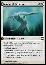 4x Isolamento Temporale - Temporal Isolation MTG MAGIC TSP Time Spiral Eng/Ita