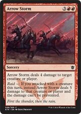 4x Tempesta di Frecce - Arrow Storm MTG MAGIC KTK Khans of Tarkir Eng/Ita