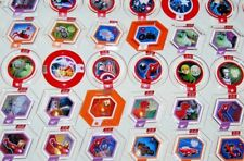 DISNEY INFINITY 2.0 Marvel Comics Power Discs, Hulk, Spiderman, IronMan etc