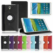 360° Rotating Leather Stand Rotate Cover Case Samsung Galaxy Tab S 8.4 T700 T705