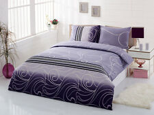 Mystic Duvet Cover Bedding Set 100% Cotton Reversible Bed Linen